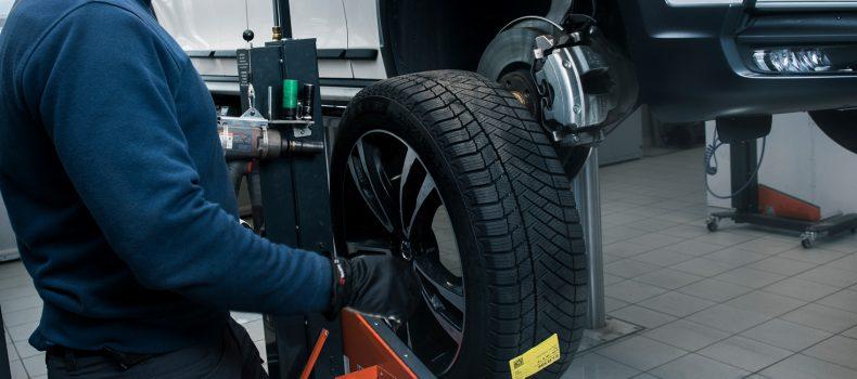 Så skiljer sig däckmontering från ett vanligt däckbyte
