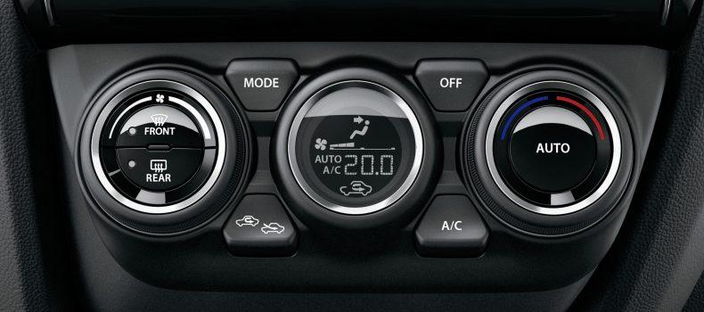 luftkonditionering bil